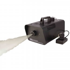 4 x Fog Machine