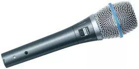 15x Mikrofoni: Shure, Senheiser, AKG